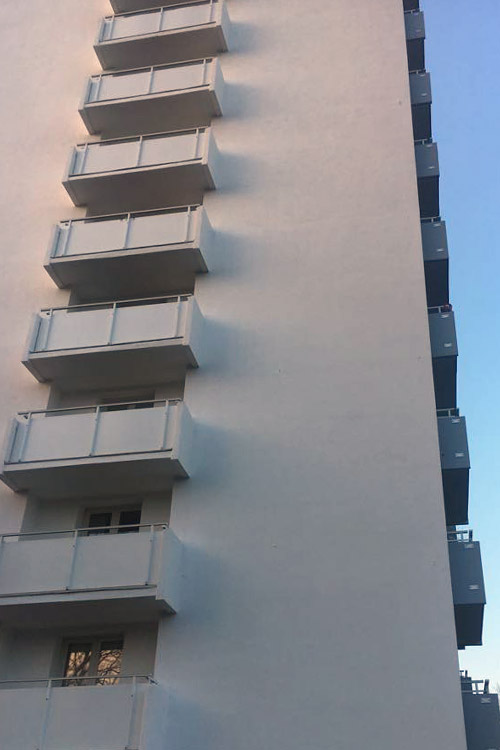B&B Hermes GmbH Fassadensanierung