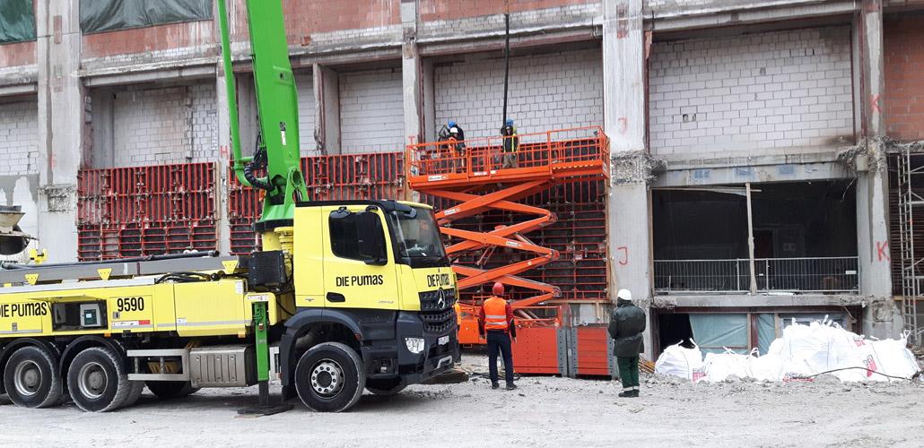 B&B Hermes GmbH Stahlbetonarbeiten